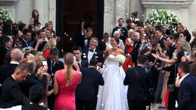 Bastian Schweinsteiger i Ana Ivanović wzięli ślub kościelny!