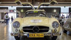 Mercedes-Benz 300 SL Gullwing z Polski na trasie Mille Miglia