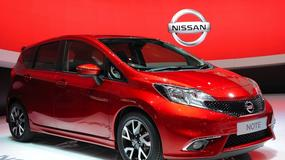Nowy Nissan Note w salonach jesienią 2013 roku