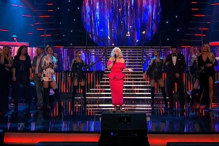 """Pevačica je sinoć rekla zbogom sceni: """"Neka ovo bude lep oproštaj""""!"""