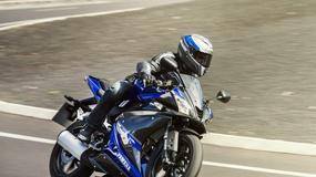 Yamaha YZF-R125 - dynamiczny Supersport dla początkujących