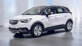 Opel Crossland X: Pierwszy z siódemki