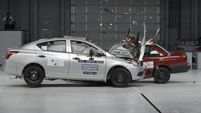 10 aut z katastrofalnymi wynikami testów zderzeniowych!