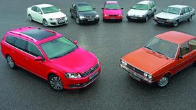 40 lat VW Passata