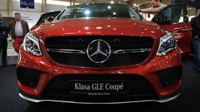 Mercedes GLE Coupe (Motor Show Poznań 2015)