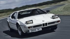 BMW M1 Czy to najbardziej sportowe BMW?