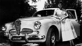 Alfa Romeo - 12 sedanów, które zauroczyły świat