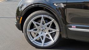 Bentley Bentayga na 24-calowych kołach