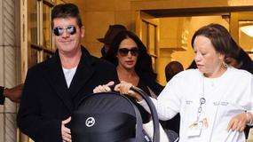 Simon Cowell z synkiem opuszczają szpital!