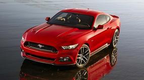 Ford Mustang wreszcie w Europie!
