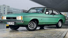 Ford Caprii II - klasyk, który tworzył historię