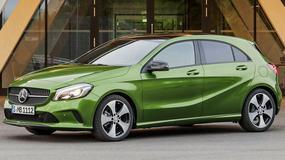 Dynamiczny i oszczędny - Mercedes klasy A po liftingu