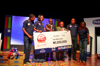 PZ Cussons Chemistry Challenge will be giving out over 3