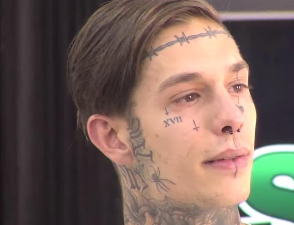 Danas mu je lice prekriveno tetovažama, a evo kako je Fran ranije izgledao: Tada je slagao Rubikovu kocku i bio je dečak koji obećava! (VIDEO)
