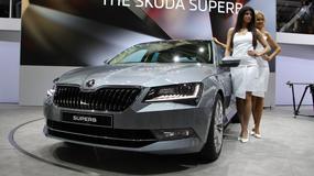 Skoda Superb - zobacz eleganckie wnętrze (Genewa 2015)