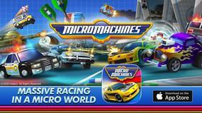 """Micro Machines (iOS) - recenzja. Powrót popularnej niegdyś """"ścigałki"""""""