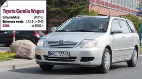 Niezawodne auto za 15 tys. zł: Toyota Corolla Wagon IX