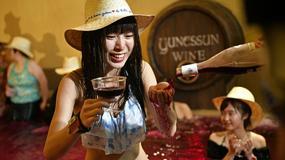 Rozpoczęło się święto młodego wina - beaujolais nouveau