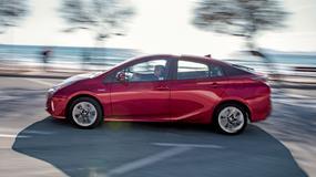 Toyota Prius – decydujące gazy | TEST