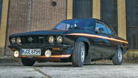 Opel Manta Black Magic - nie tylko dla młodzieży