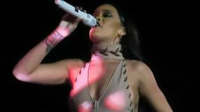 Rihanna i jej nowe, pełniejsze kształty na Anti World Tour