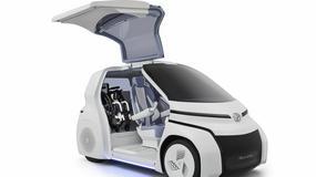 Tokio 2017: Toyota Concept-i – pojazdy wchodzące w interakcje z kierowcą