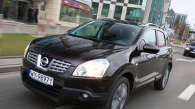 Nissan Qshqai 2.0 I-way - Miastoodporny nomada