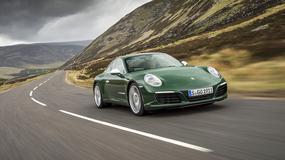 Porsche 911 nr 1 000 000 - pierwszy milion
