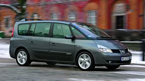Używane Renault Espace – duże auto za małą kasę