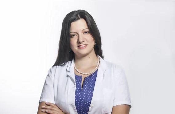 Irena Korićanac, klinički psiholog na Univerzitetskoh dečijoj klinici u Tiršovoj