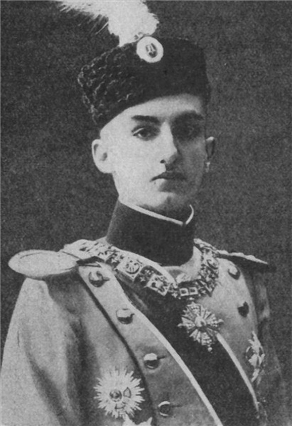 Buran život Đorđa Karađorđevića