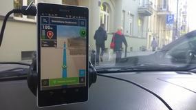 Bezpłatna nawigacja w telefonie: Panorama Firm