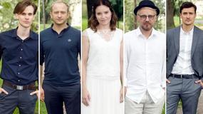 """Borys Szyc, Paweł Domagała i inni aktorzy promują film """"Serce nie sługa"""". Kto wypadł najlepiej?"""