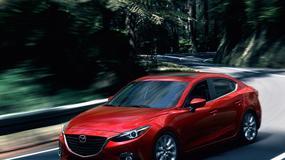 Mazda3 sedan już w całej okazałości