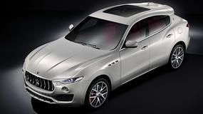 Genewa 2016: Maserati Levante gotowy do premiery