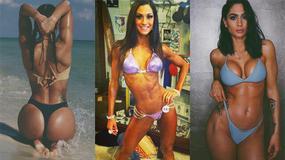 Kiedyś była szczupłą kulturystką. Dziś jej ciało wygląda zupełnie inaczej!