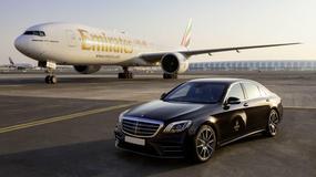 Pierwsza klasa w Emirates wzorem Mercedesa klasy S