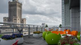 Zapytaliśmy szefów dużych firm w Polsce, co widzą z okna. Przysłali nam zdjęcia