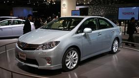 Tokio: Toyota Sai