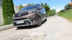 Toyota Proace Verso – test długodystansowy (cz. 4)