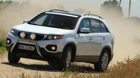 Kia Sorento 2.2 CRDi: test SUV-a dla dużej rodziny