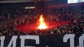 VATRENI DERBI Opet gorele stolice na jugu, na severu zapaljena zastava Kosova /FOTO/ /VIDEO/