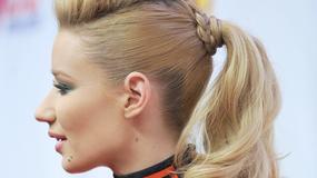 Inspirujące upięcia włosów