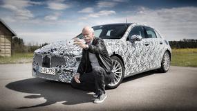 Mercedes-Benz Klasy A: nowa generacja jest już testowana