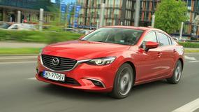 Mazda 6 2.5 Skyactiv - auto bliskie perfekcji