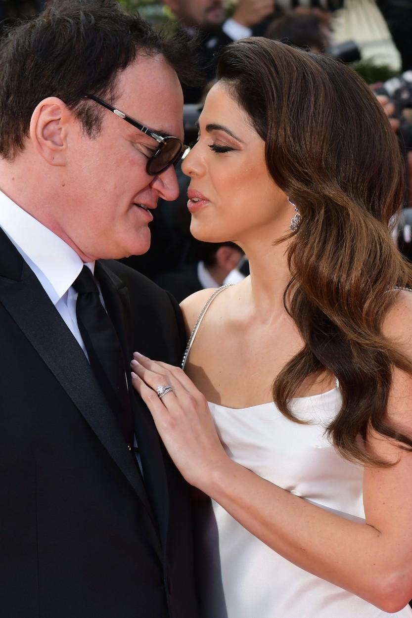 Kventin Tarantino i Danijela Pik