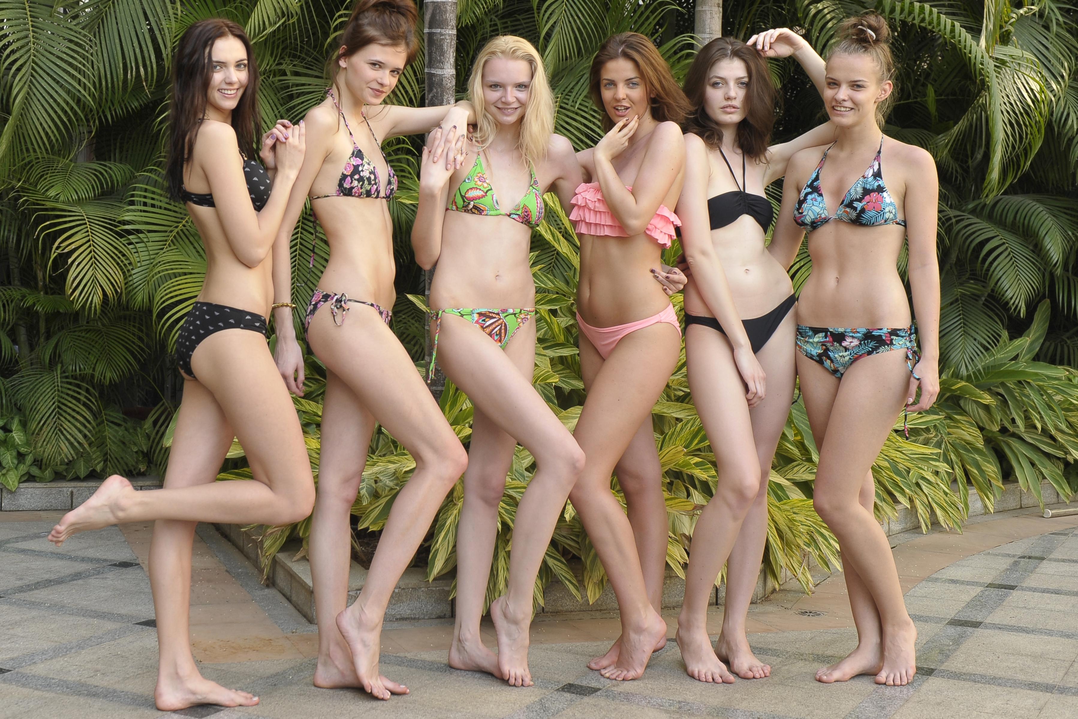 Fappening Bikini Justyna Pawlicka naked photo 2017