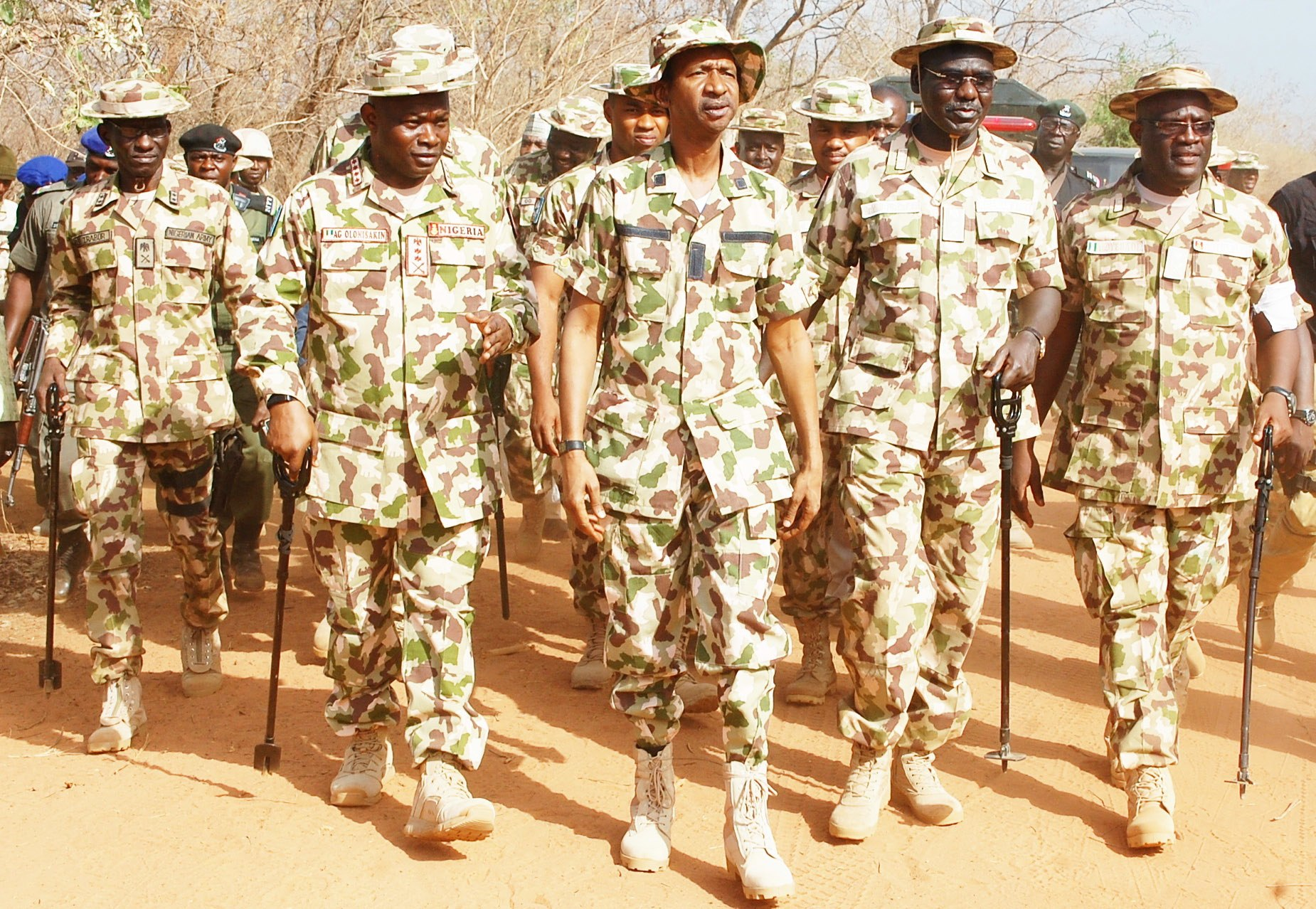 Buratai COAS says Army to review fees in command schools