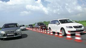Ford Focus, Hyundai i30, Kia cee'd, Opel Astra kontra nowa Skoda Octavia – porównanie pięciu kombi