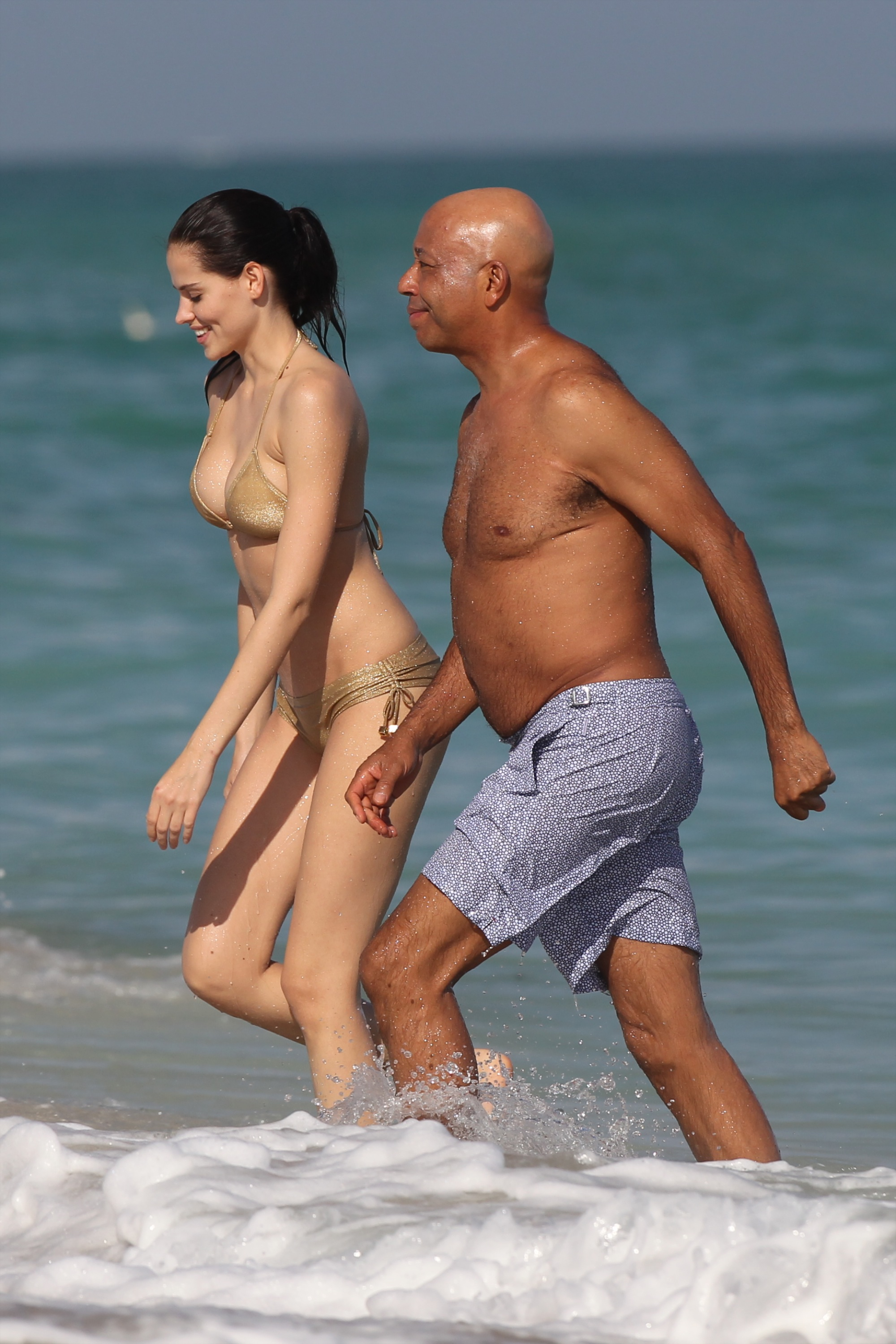 Russell Simmons i Hana Nitsche